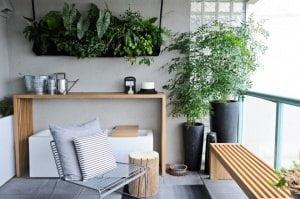 trang trí ban công, thiết kế ban công chung cư, , tranng trí vườn tường, ban công đẹp, mẫu ban công đẹp
